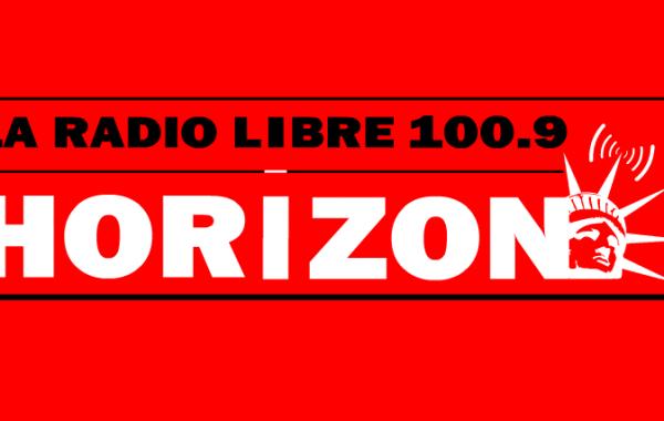 Horizon, La radio libre