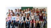 La classe de CE1-CE2 se présente